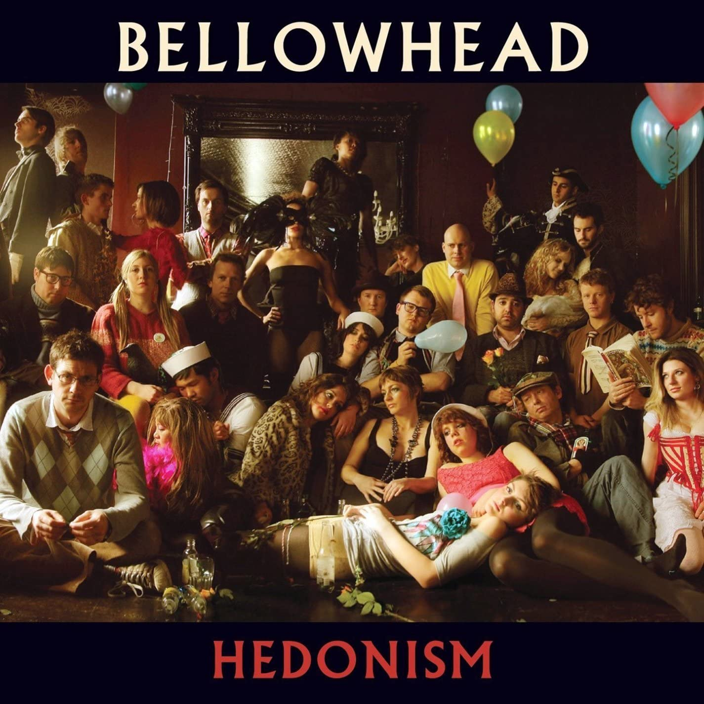 Buy Online Bellowhead - Hedonism Deluxe CD/DVD Album