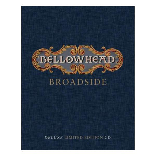 Buy Online Bellowhead - Broadside CD Bookpack
