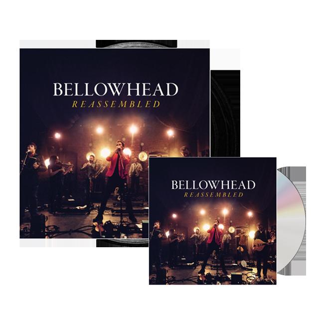 Buy Online Bellowhead - Reassembled CD + Vinyl