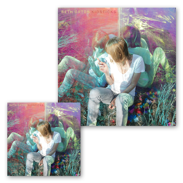 Buy Online Beth Orton - Kidsticks LP + CD + Lyric Sheet Bundle