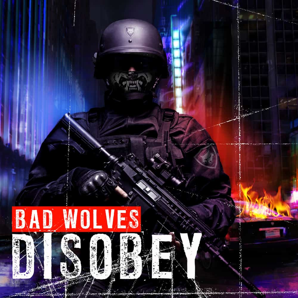 Buy Online Bad Wolves - Disobey
