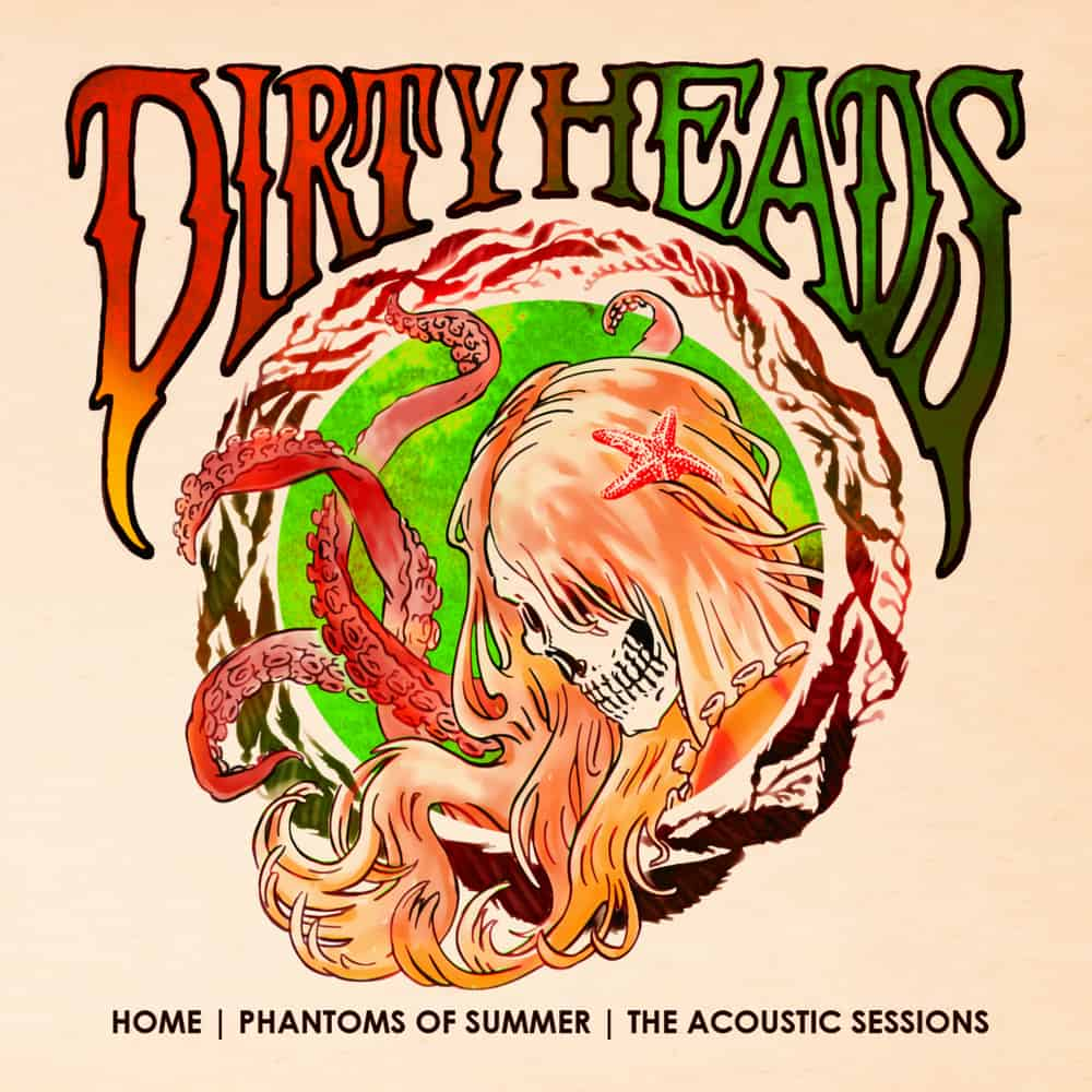 Buy Online Dirty Heads - Home-Phantoms Of Summer: The Acoustic Sessions