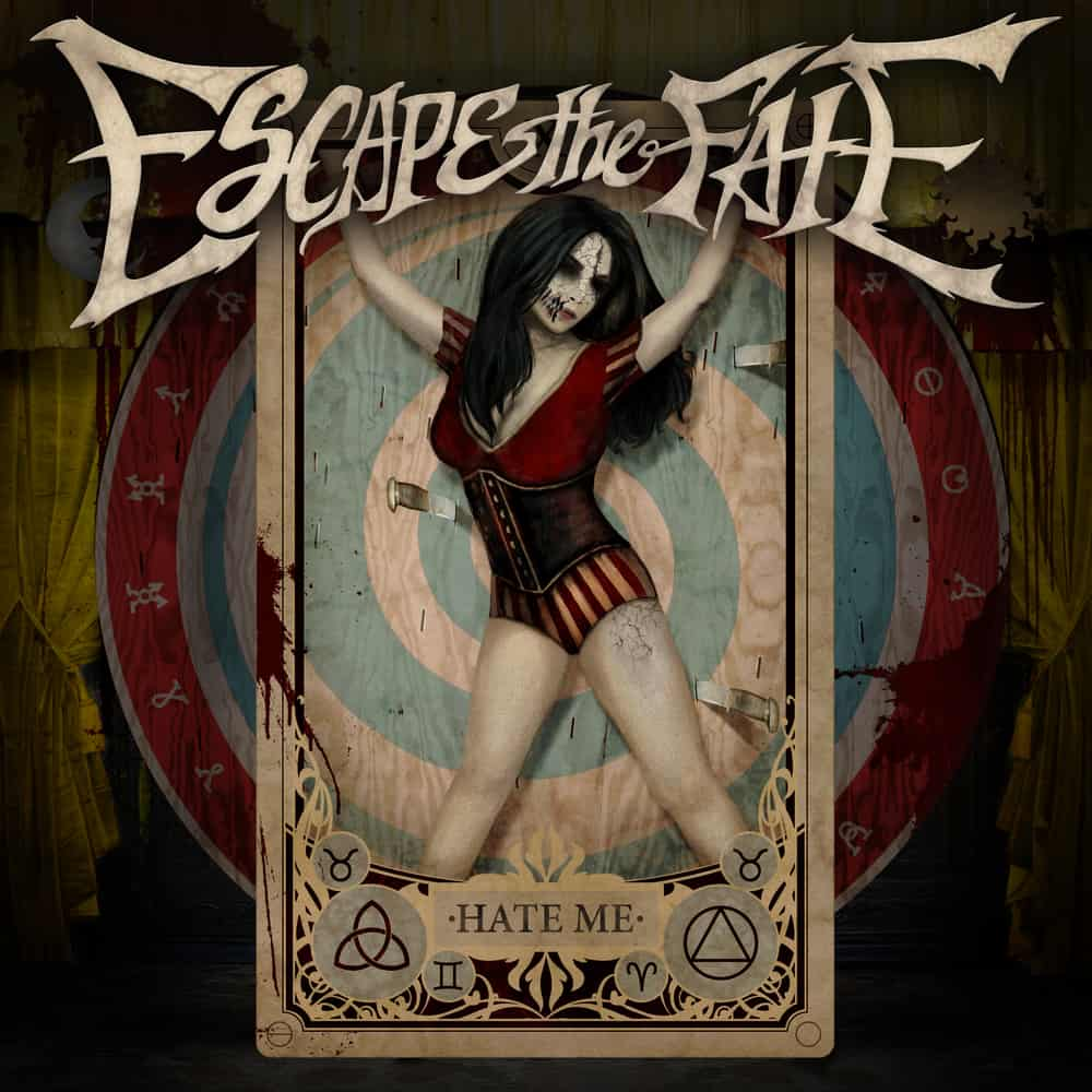 Buy Online Escape The Fate - Hate Me
