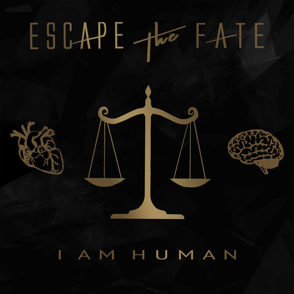 Buy Online Escape The Fate - I Am Human