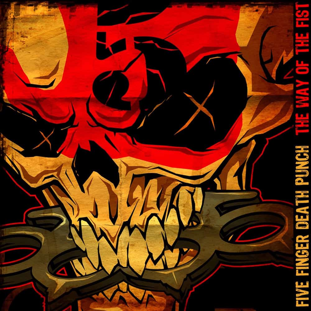 Buy Online Five Finger Death Punch - The Way of The Fist