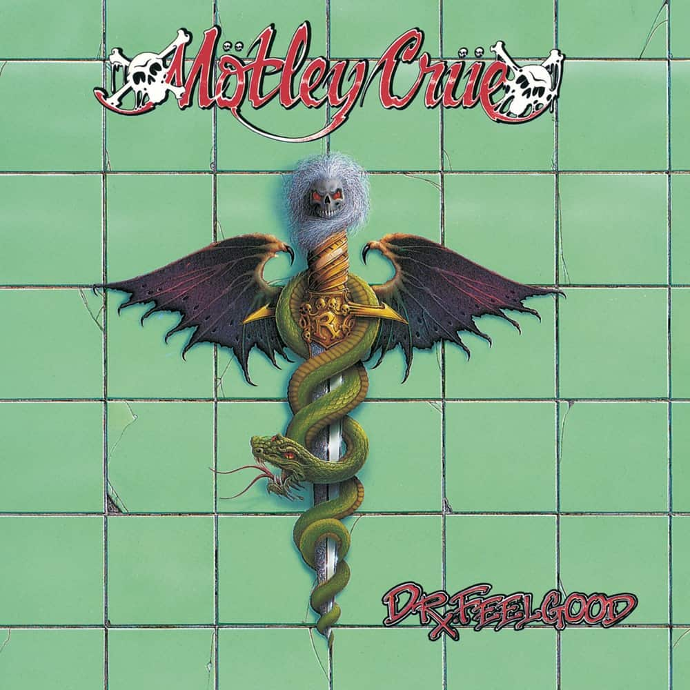 Buy Online Motley Crue - Dr. Feelgood