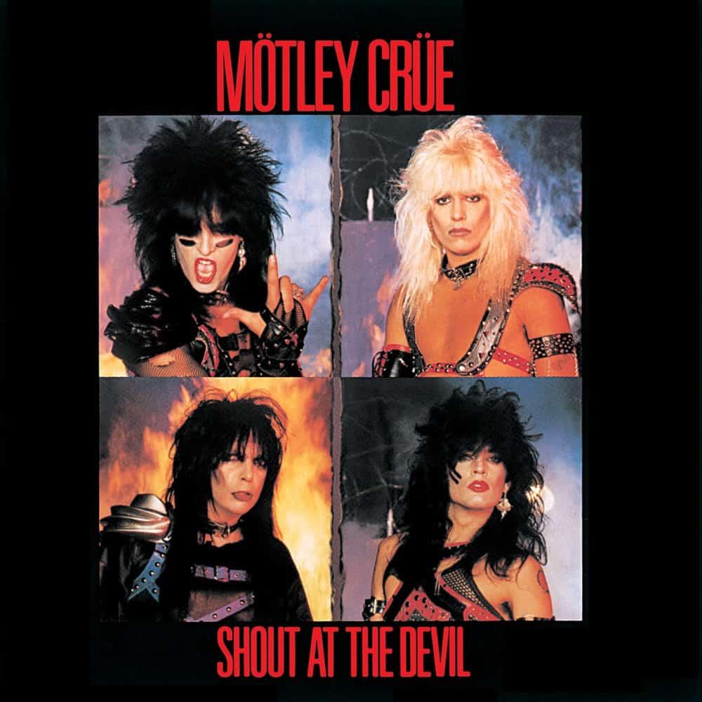 Buy Online Motley Crue - Shout at the Devil