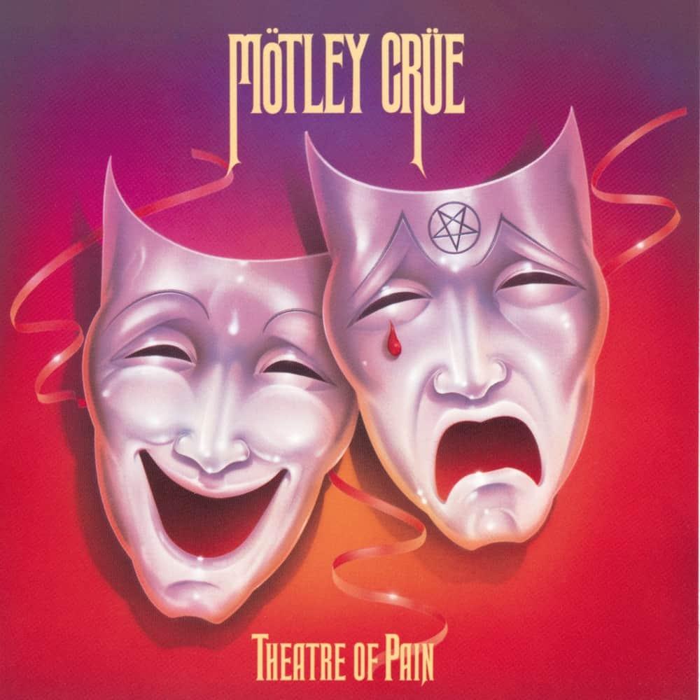 Buy Online Motley Crue - Theatre of Pain