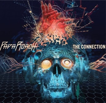 Buy Online Papa Roach - The Connection
