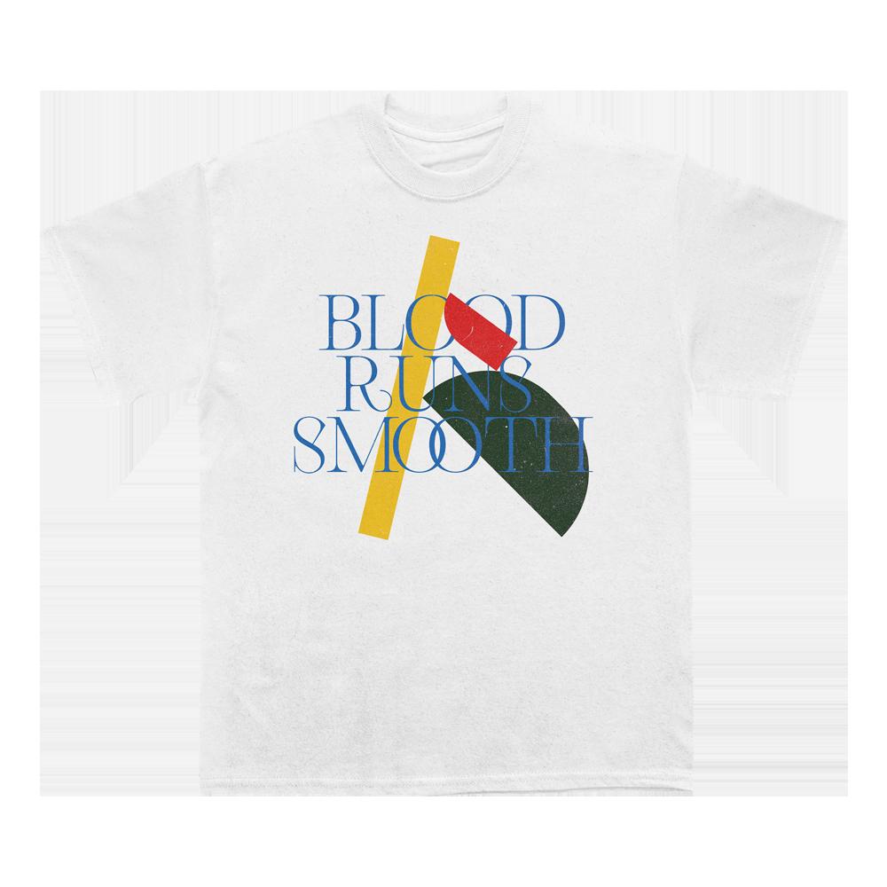 Blood Runs Smooth Short Sleeve T-Shirt