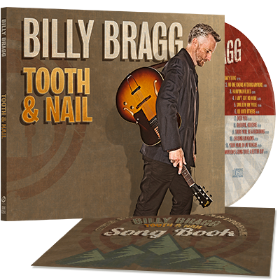 Buy Online Billy Bragg - Tooth & Nail