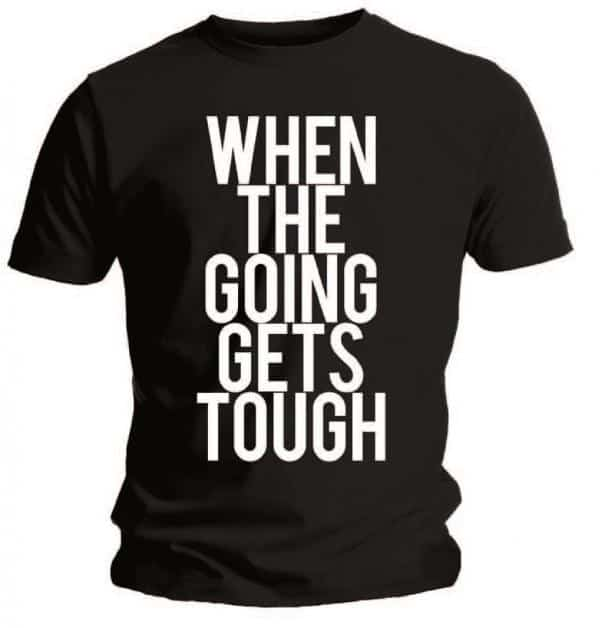 Buy Online Billy Ocean - When The Going Gets Tough T-Shirt
