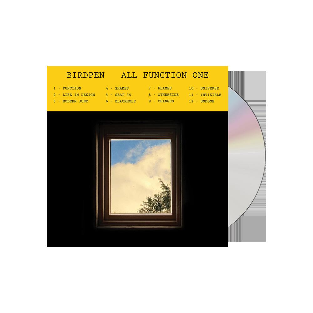 Buy Online Birdpen - All Function One CD Album