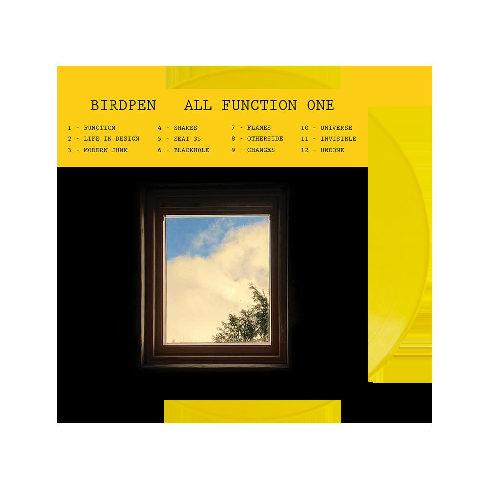 Buy Online Birdpen - All Function One Sunflower Yellow Vinyl