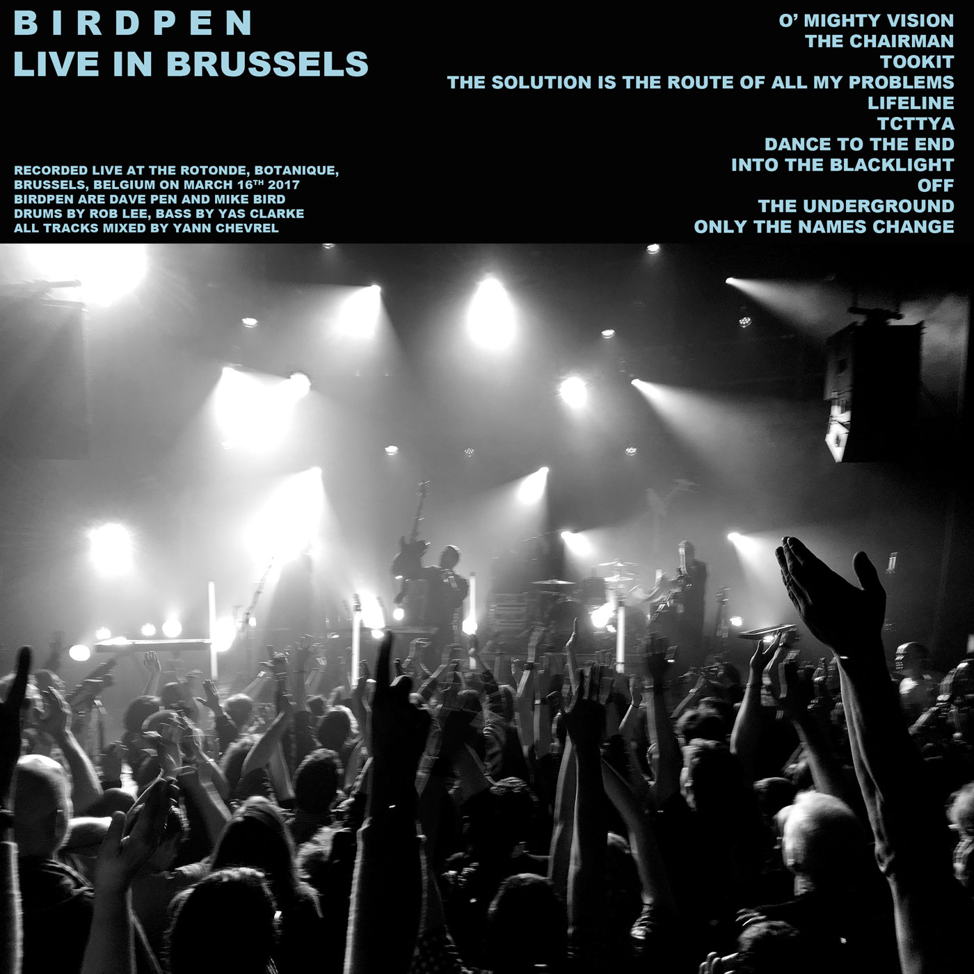 Buy Online Birdpen - Live in Brussels Digital Album
