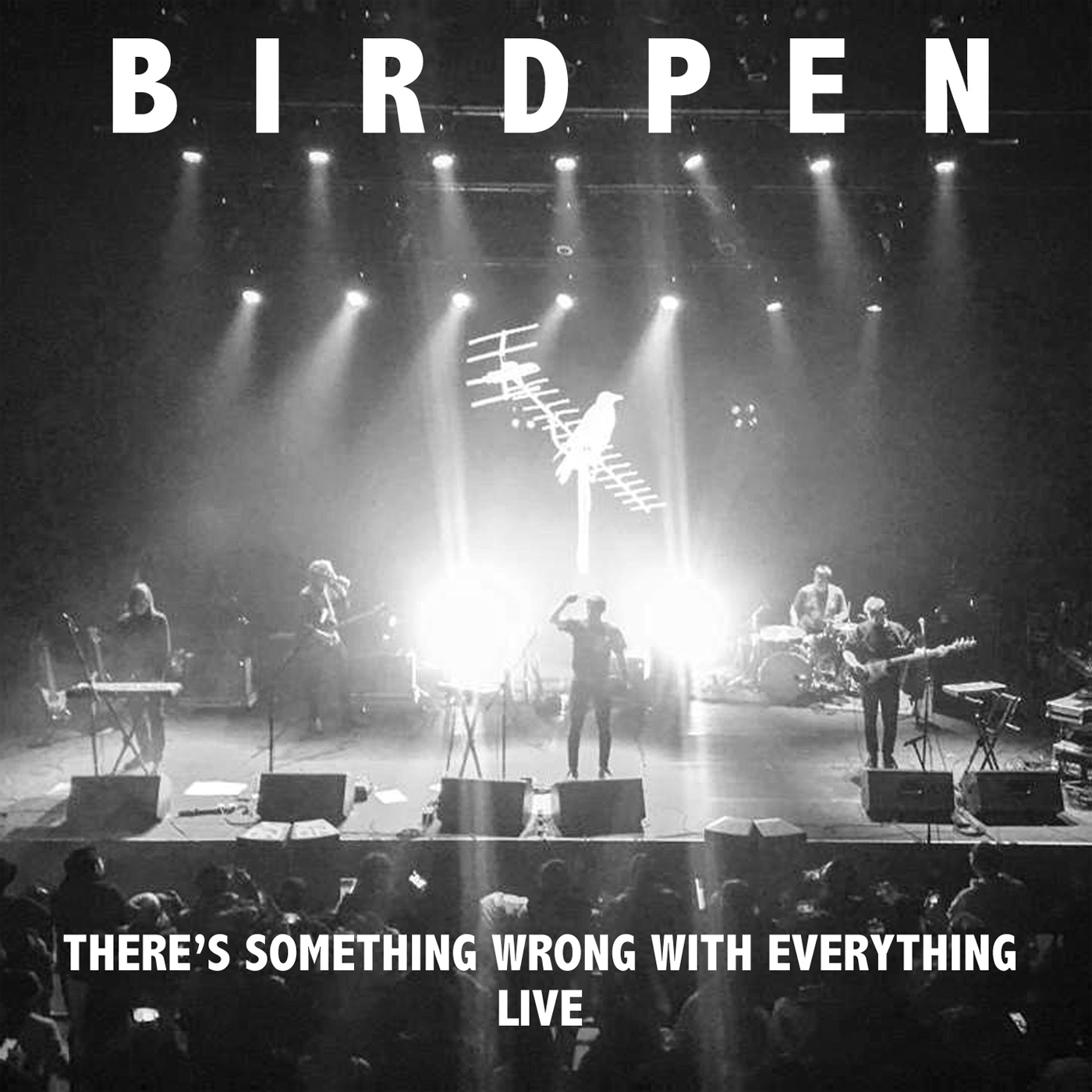 Buy Online Birdpen - There's Something Wrong With Everything Live Digital Album