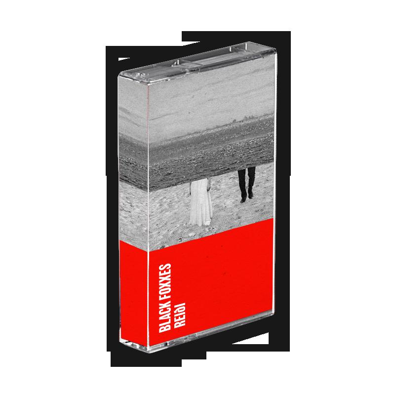 Buy Online Black Foxxes - reiði Cassette