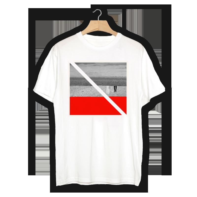 Buy Online Black Foxxes - Album T-Shirt