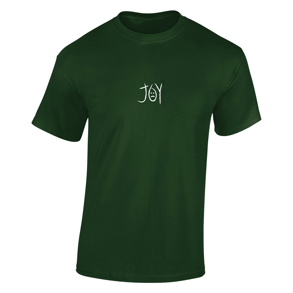 Buy Online Black Foxxes - Joy Green T-Shirt