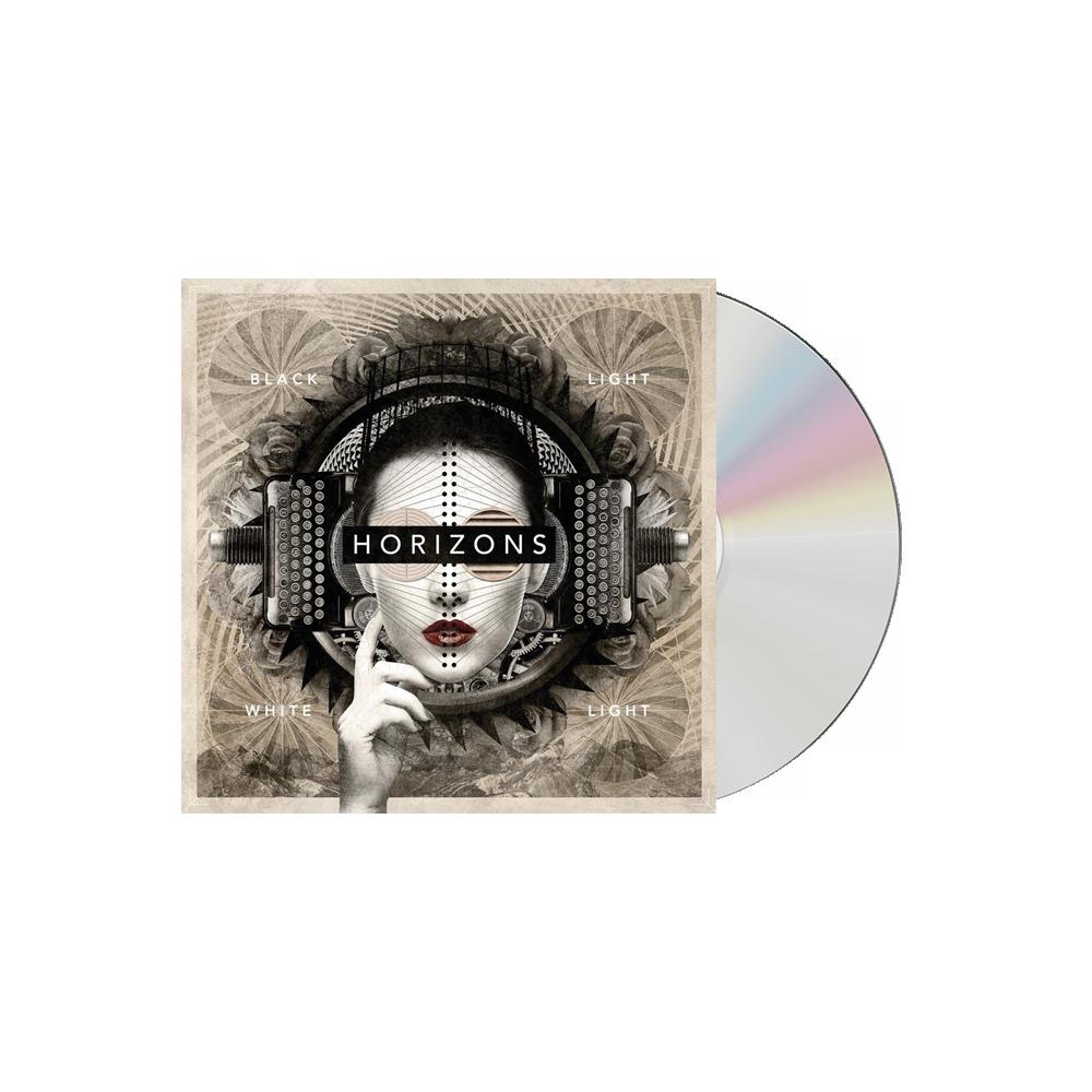 Buy Online Black Light White Light - HORIZONS: Digipack CD Album