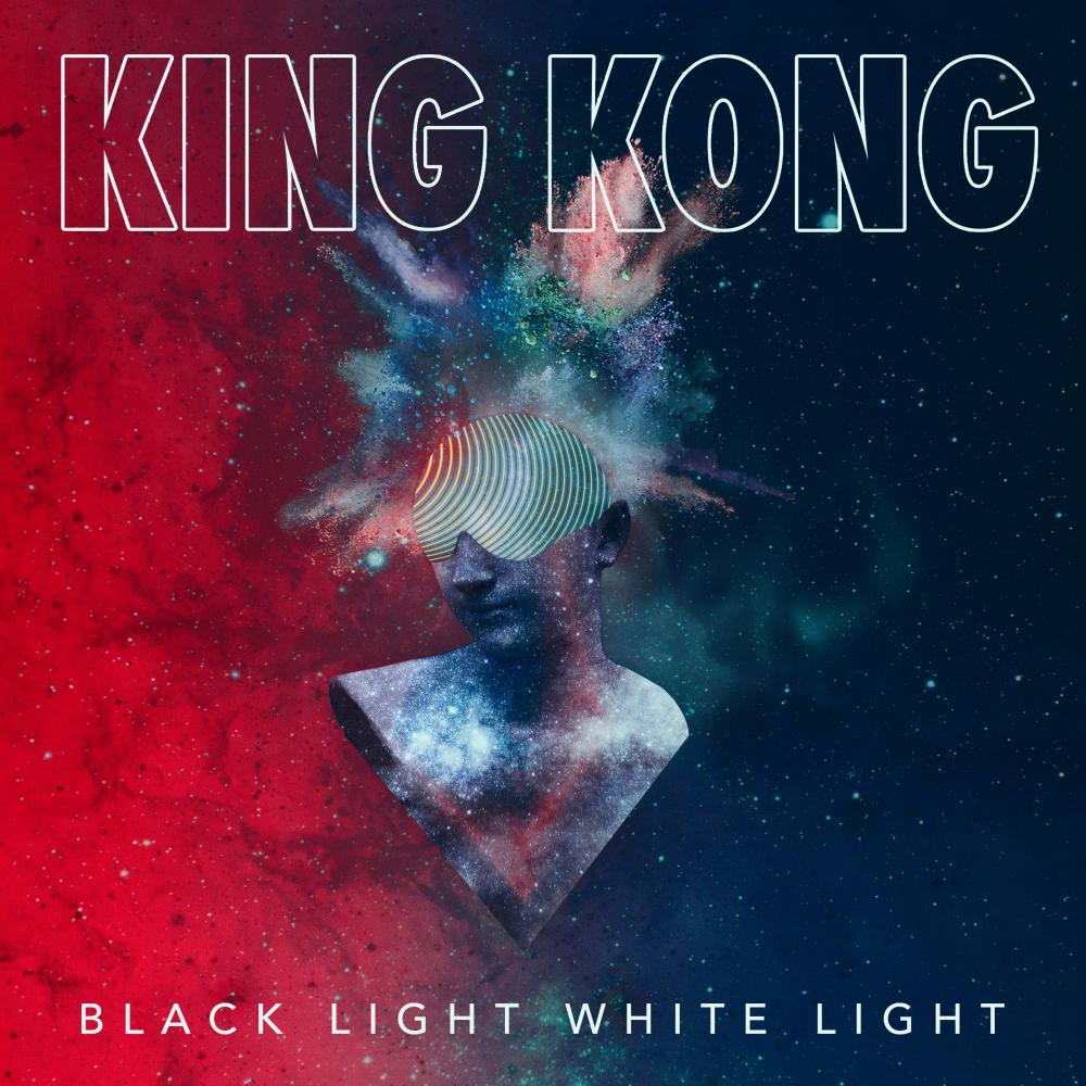Buy Online Black Light White Light - Limited Edition King Kong  Silk Screen Print