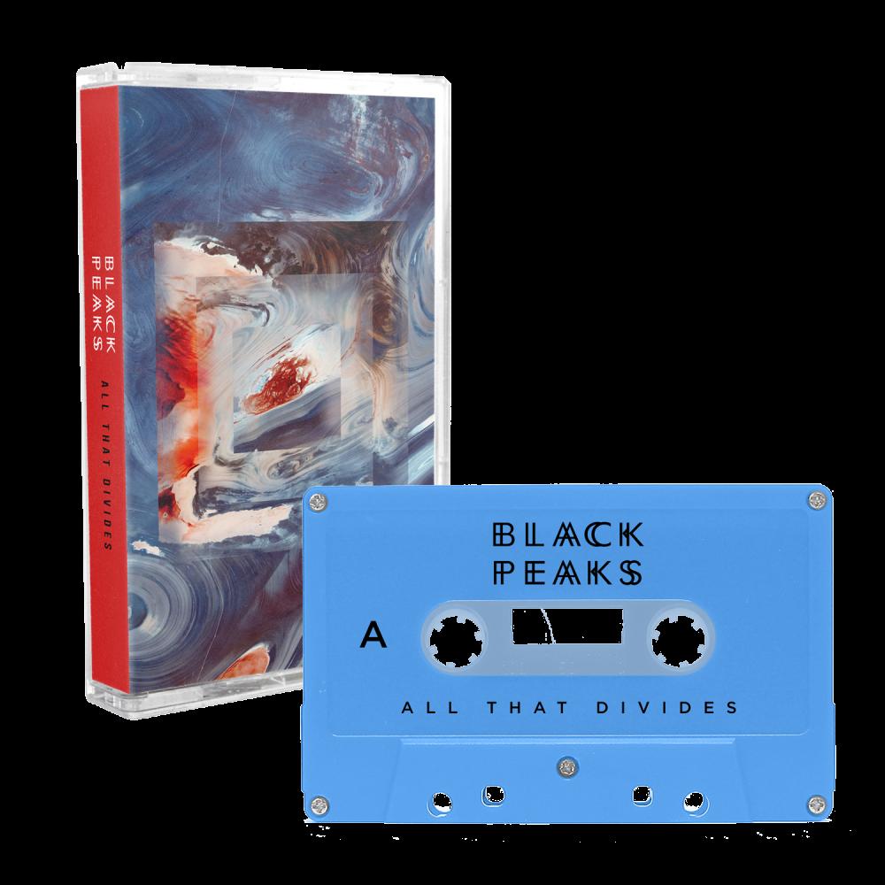 Buy Online Black Peaks - All That Divides Cassette