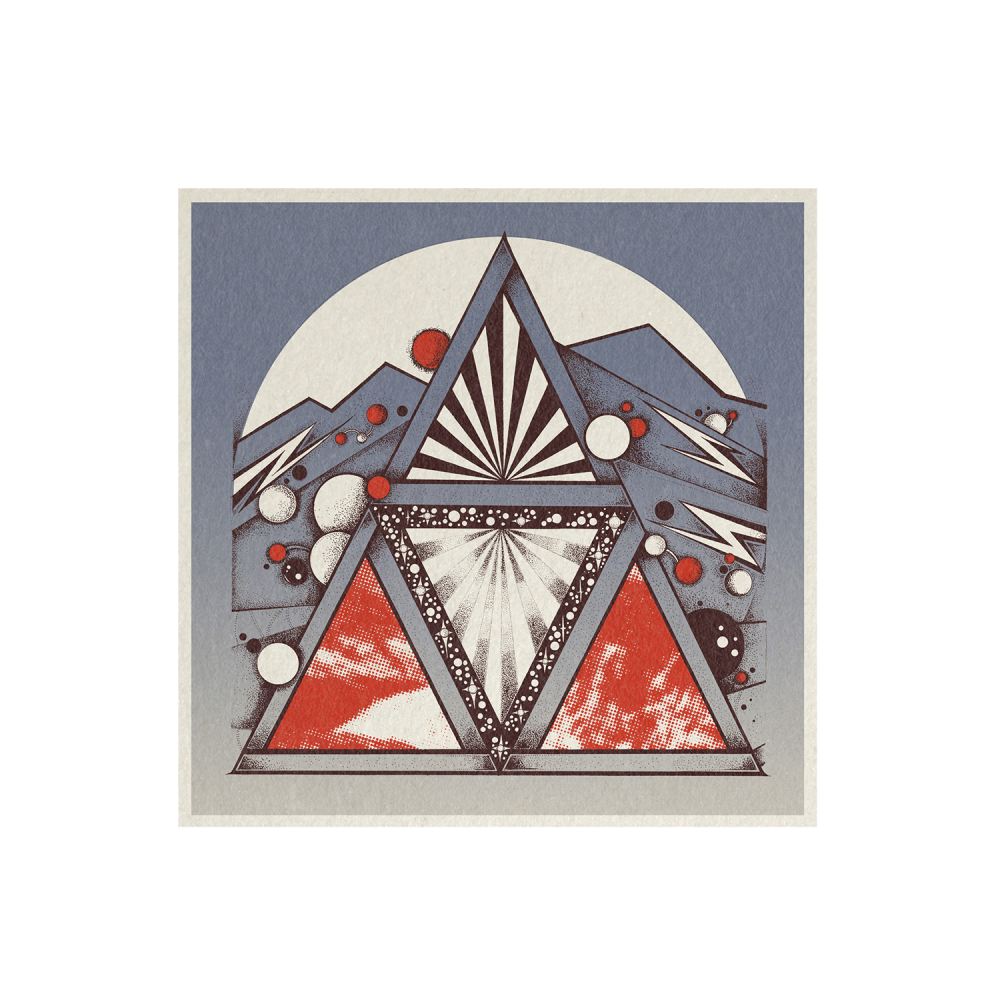 Buy Online Black Peaks - Screen Print #2