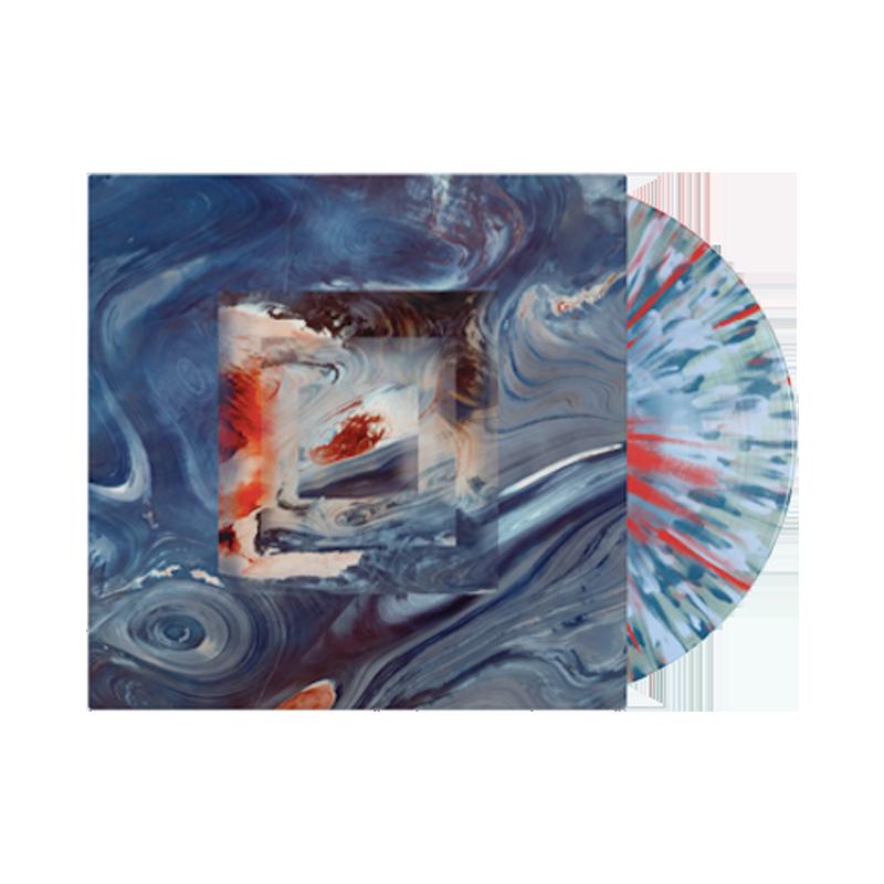 Buy Online Black Peaks - All That Divides Splatter Vinyl