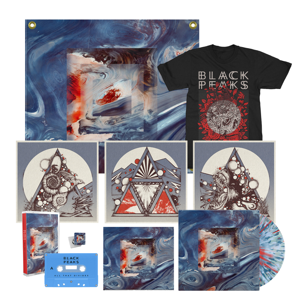 Buy Online Black Peaks - All That Divides Super Deluxe Bundle