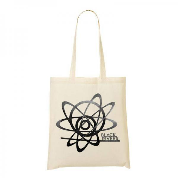 Buy Online Black Rivers - Logo Tote Bag