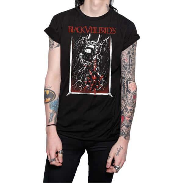 Buy Online Black Veil Brides - Killer Slim T-Shirt