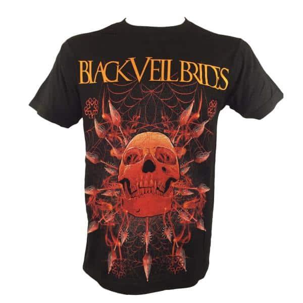 Buy Online Black Veil Brides - Aarows Mens T-Shirt