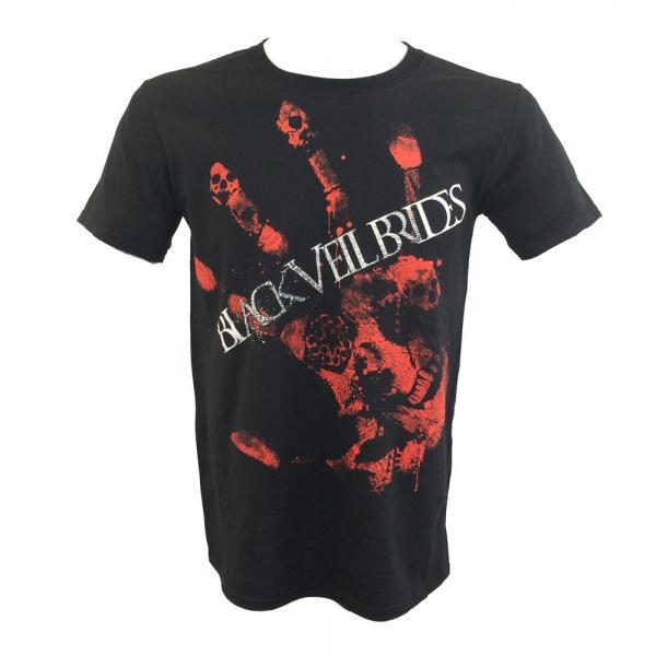 Buy Online Black Veil Brides - Red Handed T-Shirt