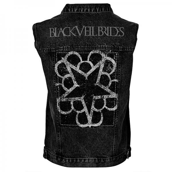 Buy Online Black Veil Brides - Pentagram Vest