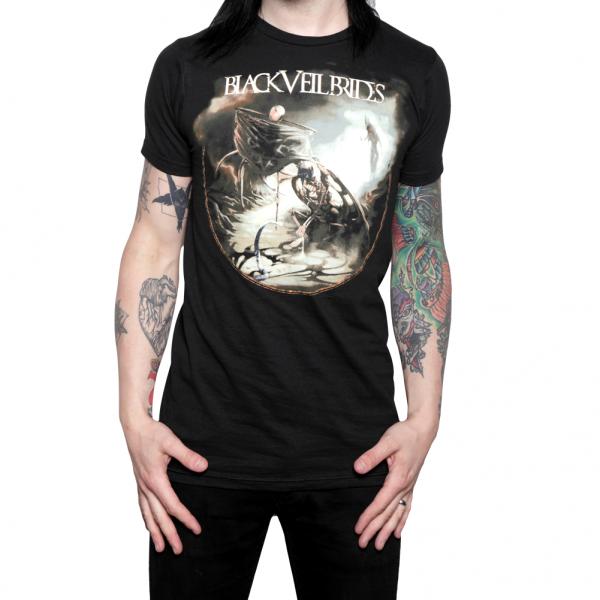 Buy Online Black Veil Brides - The Winged Legion T-Shirt