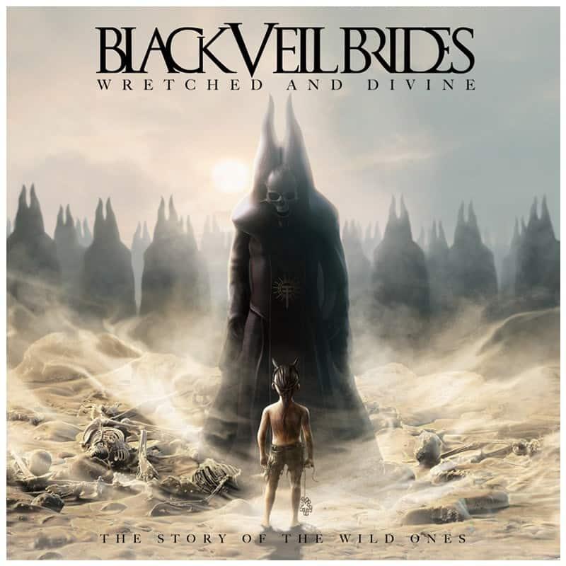Buy Online Black Veil Brides - Wretched & Divine
