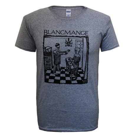 Buy Online Blancmange - Mens 2011 Tour T-Shirt