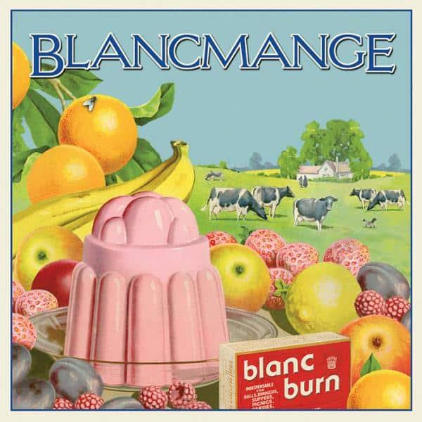 Buy Online Blancmange - Blanc Burn Vinyl