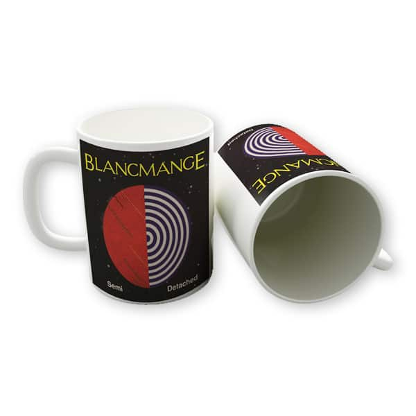 Buy Online Blancmange - Semi Detached Mug