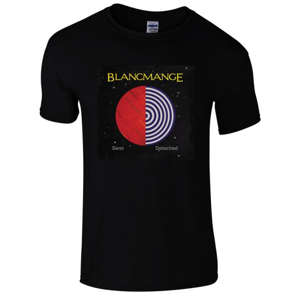 Buy Online Blancmange - Semi Detached T-Shirt