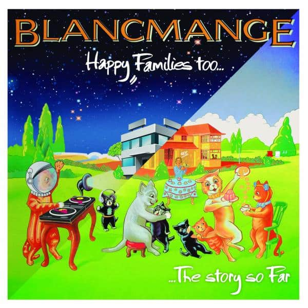 Buy Online Blancmange - Happy Families Too LP