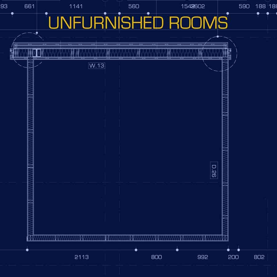 Buy Online Blancmange - Unfurnished Rooms Vinyl LP