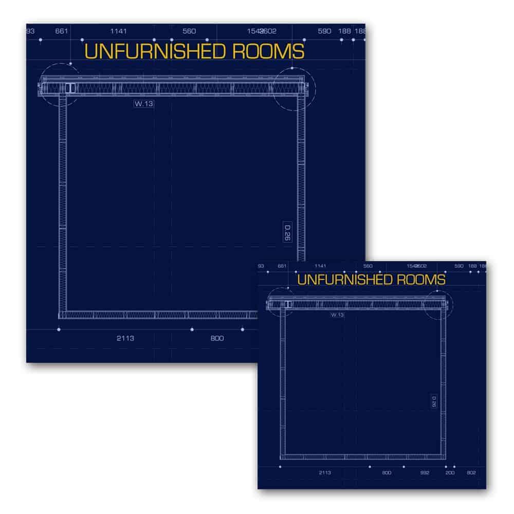 Buy Online Blancmange - Unfurnished Rooms CD + Vinyl LP