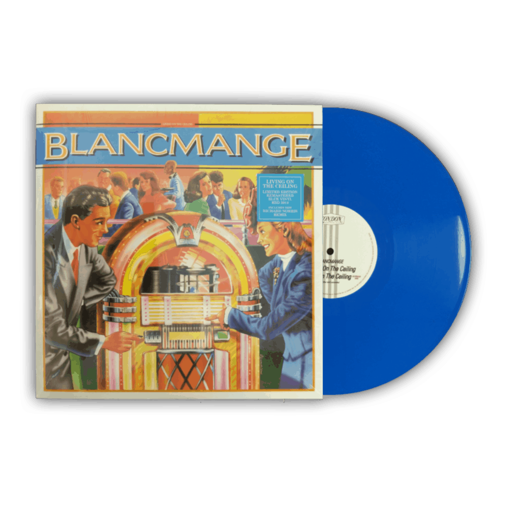 Buy Online Blancmange - Living On The Ceiling Blue