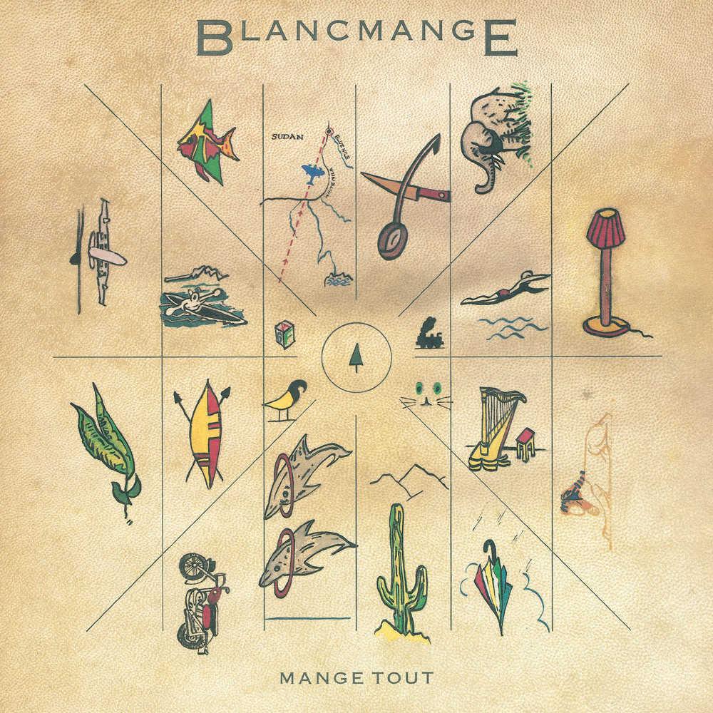 Buy Online Blancmange - Mange Tout
