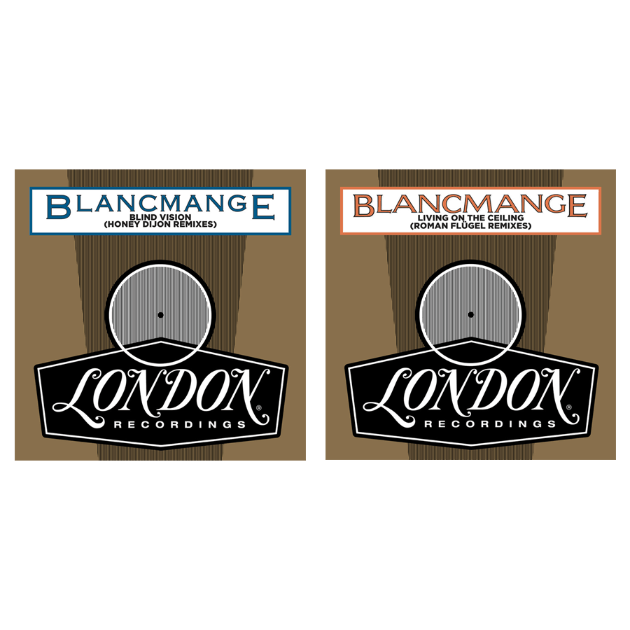 Buy Online Blancmange - Blind Vision (Honey Dijon Remixes)	+ Living On The Ceiling (Roman Flügel Remixes)