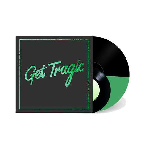 Get Tragic Deluxe Coloured Heavyweight LP