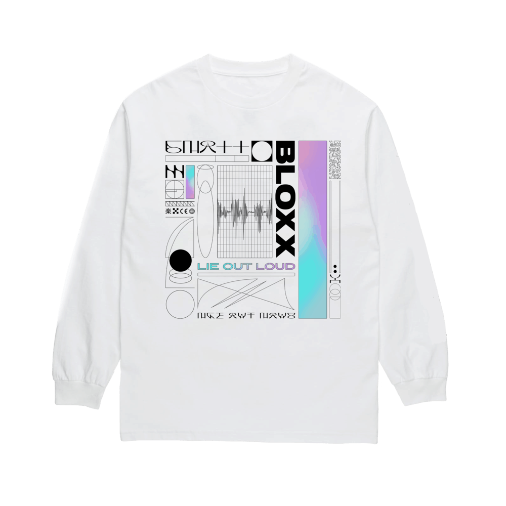 Buy Online Bloxx - Lie Out Loud Long Sleeve T-Shirt