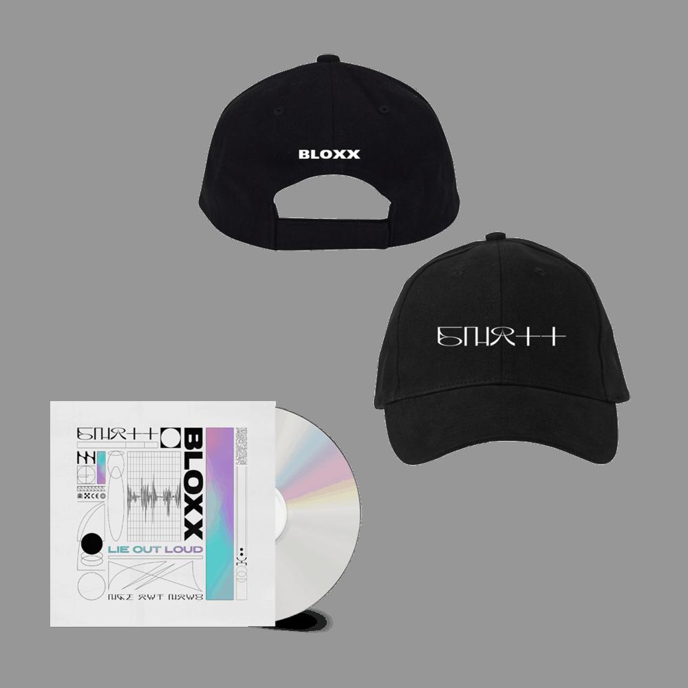 Buy Online Bloxx - LIE OUT LOUD CD + CAP (Signed)