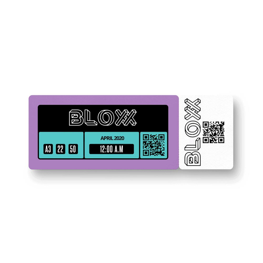 Buy Online Bloxx - 2021 Ticket